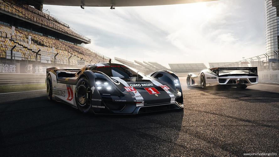 Modern Porsche 908 LT yarış aracı konsepti harika görünüyor