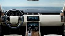 2018 Range Rover Interior 1