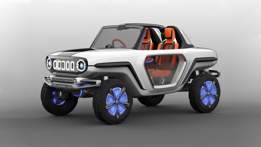 Suzuki e-Survivor Concept Attempts To See Into The Future Of SUVs