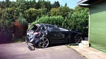Audi RS3 Sportback kaza