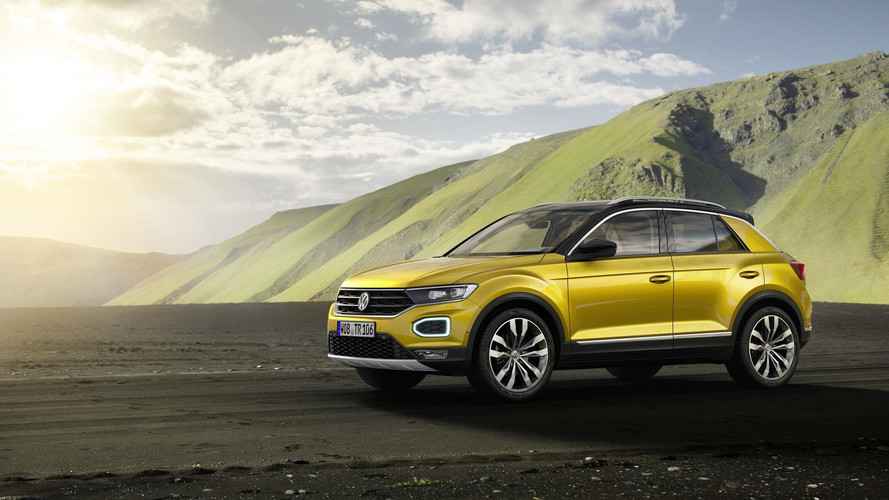 VW T-Roc Reportedly No Go In The U.S.