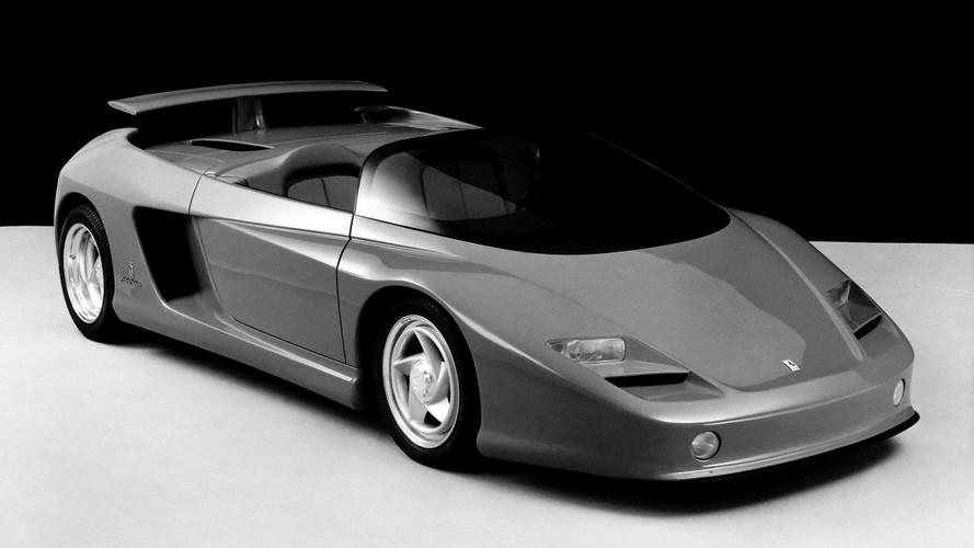 Unuttuğumuz Konseptler: 1989 Ferrari Mythos