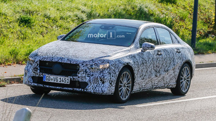 Mercedes Confident A-Class Sedan Will Hit The Sweet Spot In U.S.