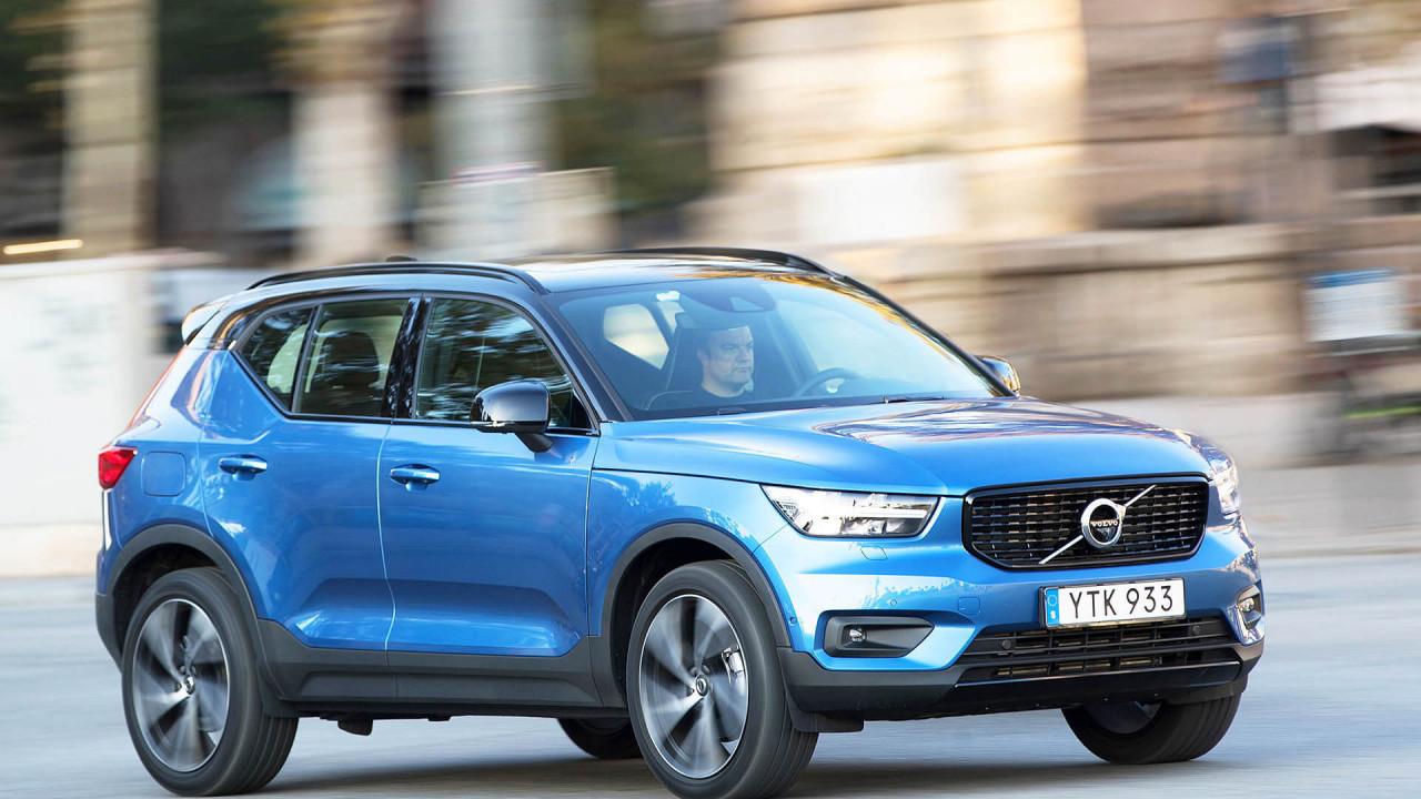 Auto des Jahres 2018: Volvo XC40 (325 Punkte)