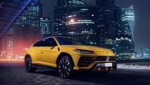 Lamborghini Urus World Tour