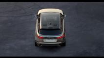 Range Rover Velar, le prime foto