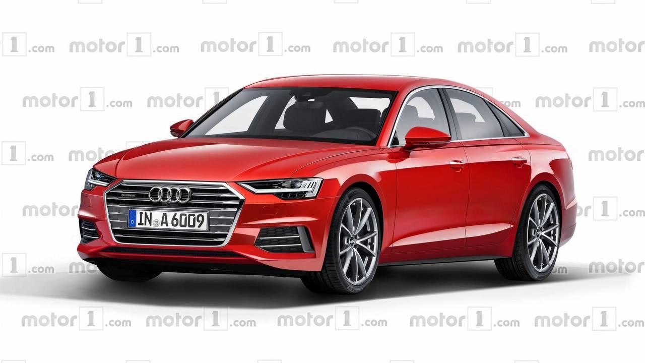 2018 Audi A6 tasarım yorumu