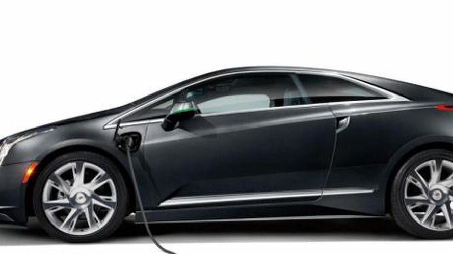 Early 2014 Cadillac ELR buyers to receive a free 240-volt home charging station