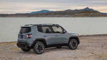 2015 Jeep Renegade small SUV