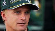 Heikki Kovalainen 25.07.2013 Hungarian Grand Prix