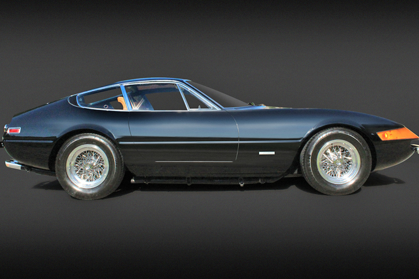 Sports, Muscle Cars Thrive at Pebble Beach Auction