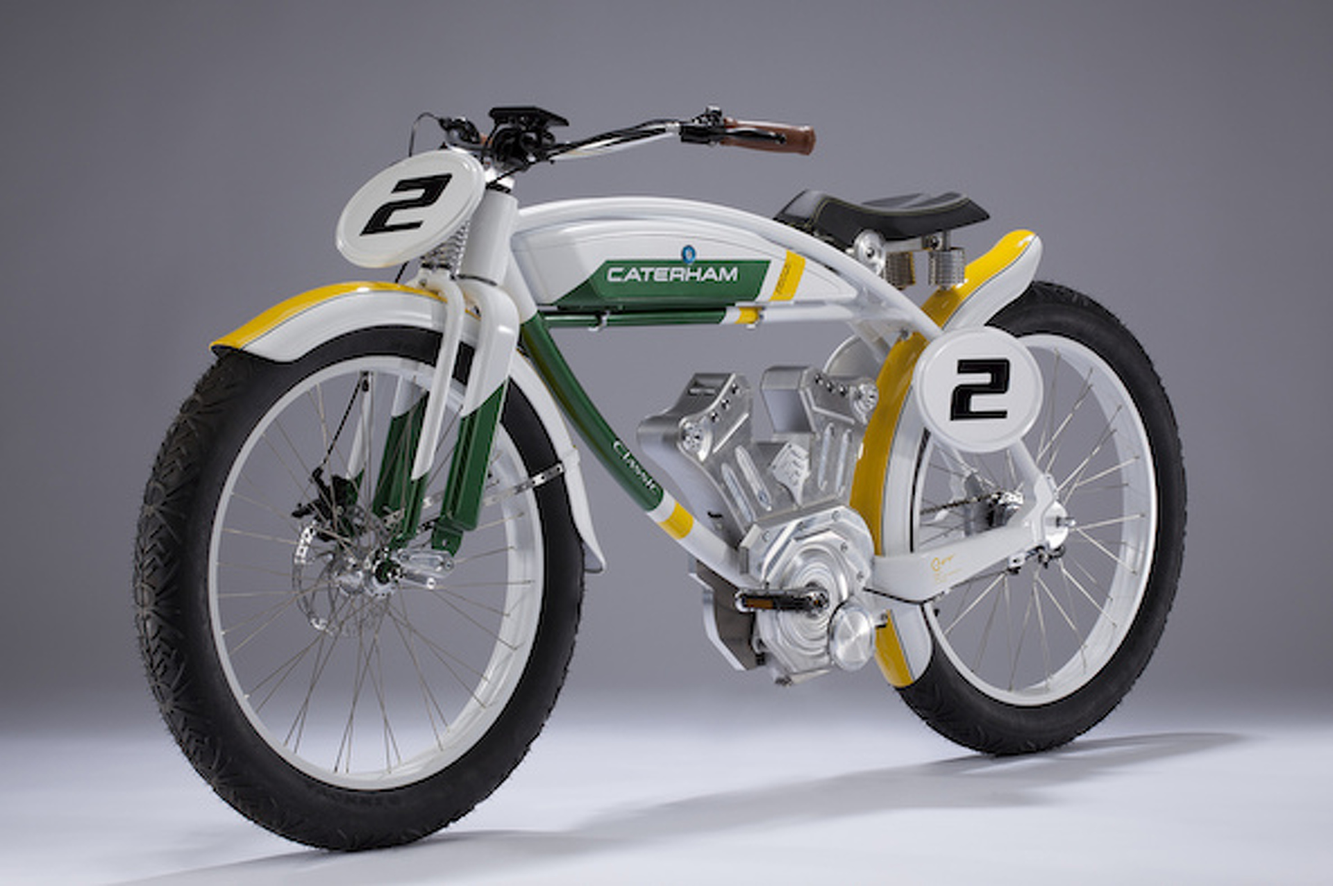 Caterham Electric Bicycle is So Cool in So Many Ways