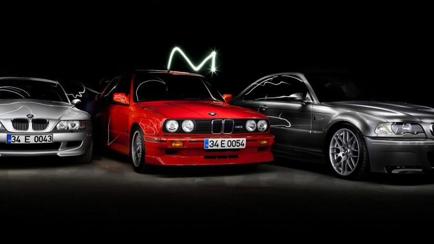 WCF reader shares his impressive BMW M collection