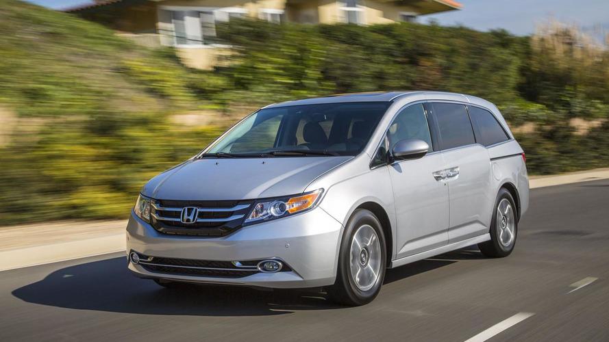 2016 Honda Odyssey Special Edition announced
