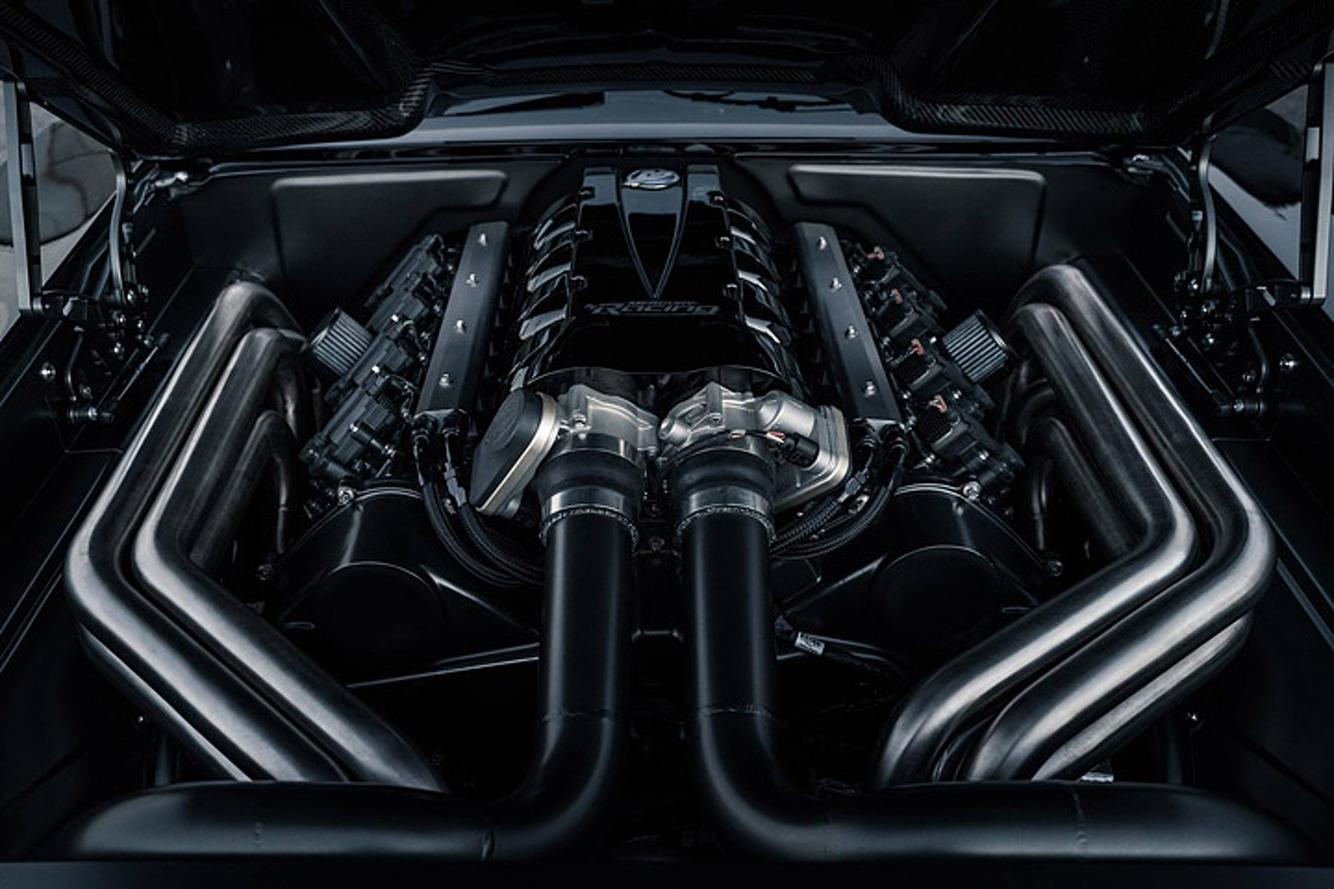 1.650 Beygir Gücündeki Restore Edilmiş Dodge Charger Tantrum