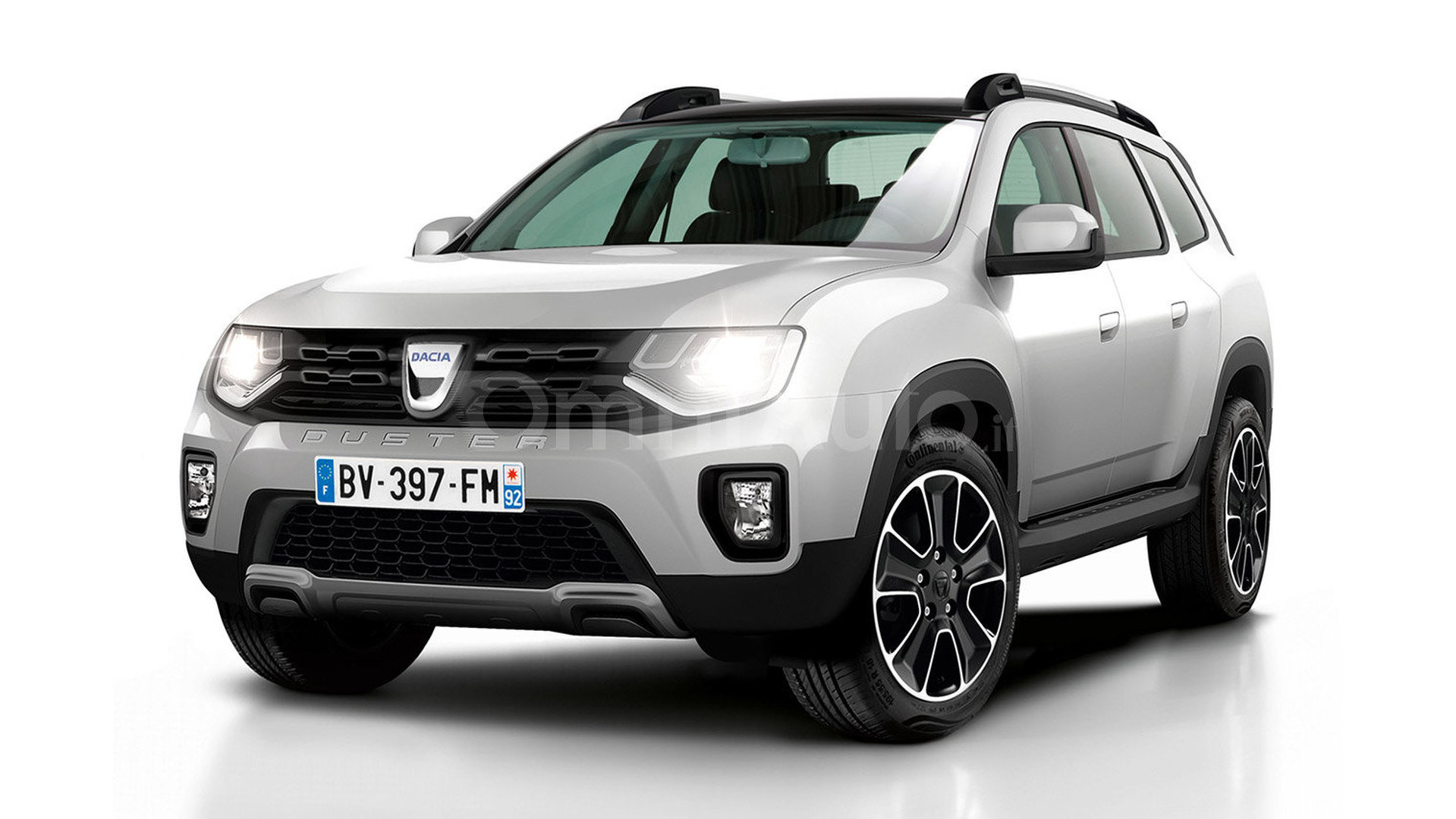 2017 dacia duster next generation review future auto review - 2017 Dacia Duster Gets Rendered Product 2016 05 28 01 00 01