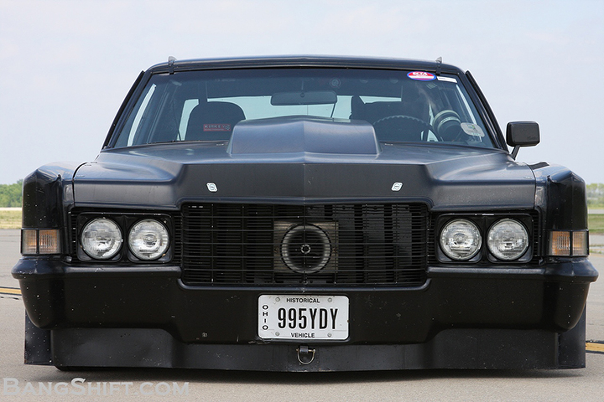 788HP Cadillac Coupe de Kill is Absolutely Menacing