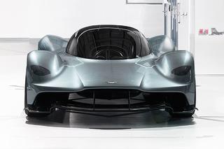 Meet the All-New Aston Martin Red Bull Hypercar