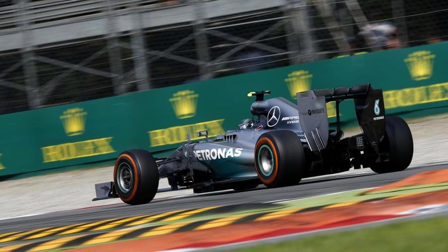 Rosberg pressure 'too big' at Monza - Wolff