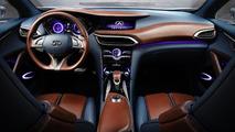 Infiniti QX30 concept unveiled [video]