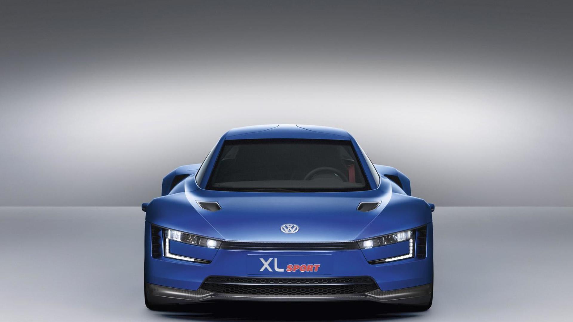 VW XL Sport: самый мощный двухцилиндровый двигатель