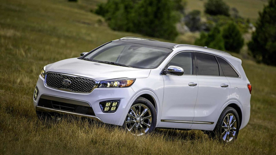 2016 Kia Sorento gets chrome wheels for US-spec model ahead of Los Angeles launch