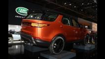 Novo Discovery 2018 será estrela da Land Rover no Salão do Automóvel