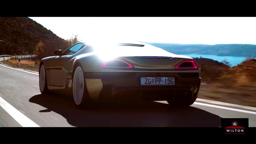 La Bugatti Veyron rencontre la Rimac Concept_One