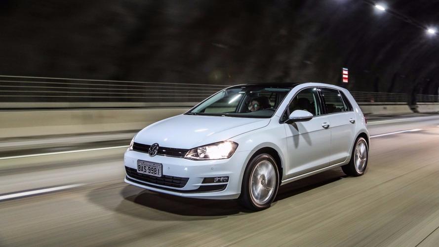Volta rápida: VW Golf 1.0 TSI mostra que médios podem ter motor mil