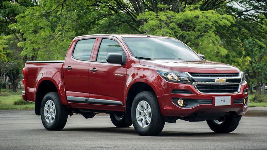 Chevrolet confirma S10 Advantage 2017 com preço de R$ 89.990