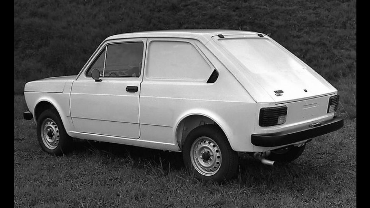 Fiat 147 terá exposição em homenagem aos 40 anos de Brasil