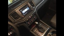 Flagra: nova VW Amarok com motor V6 já está na Argentina