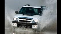 Chevrolet S10 lidera segmento de picapes médias em setembro