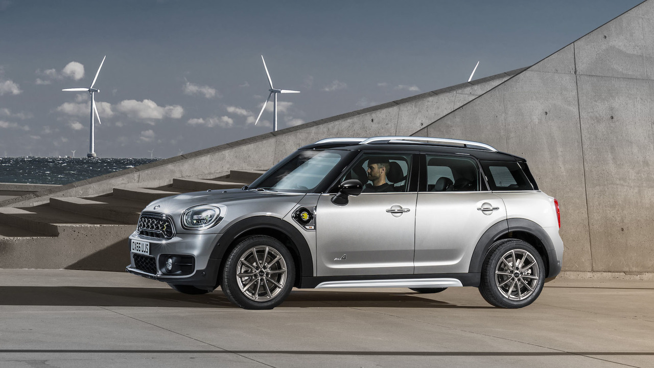 2017 Mini Countryman PHEV