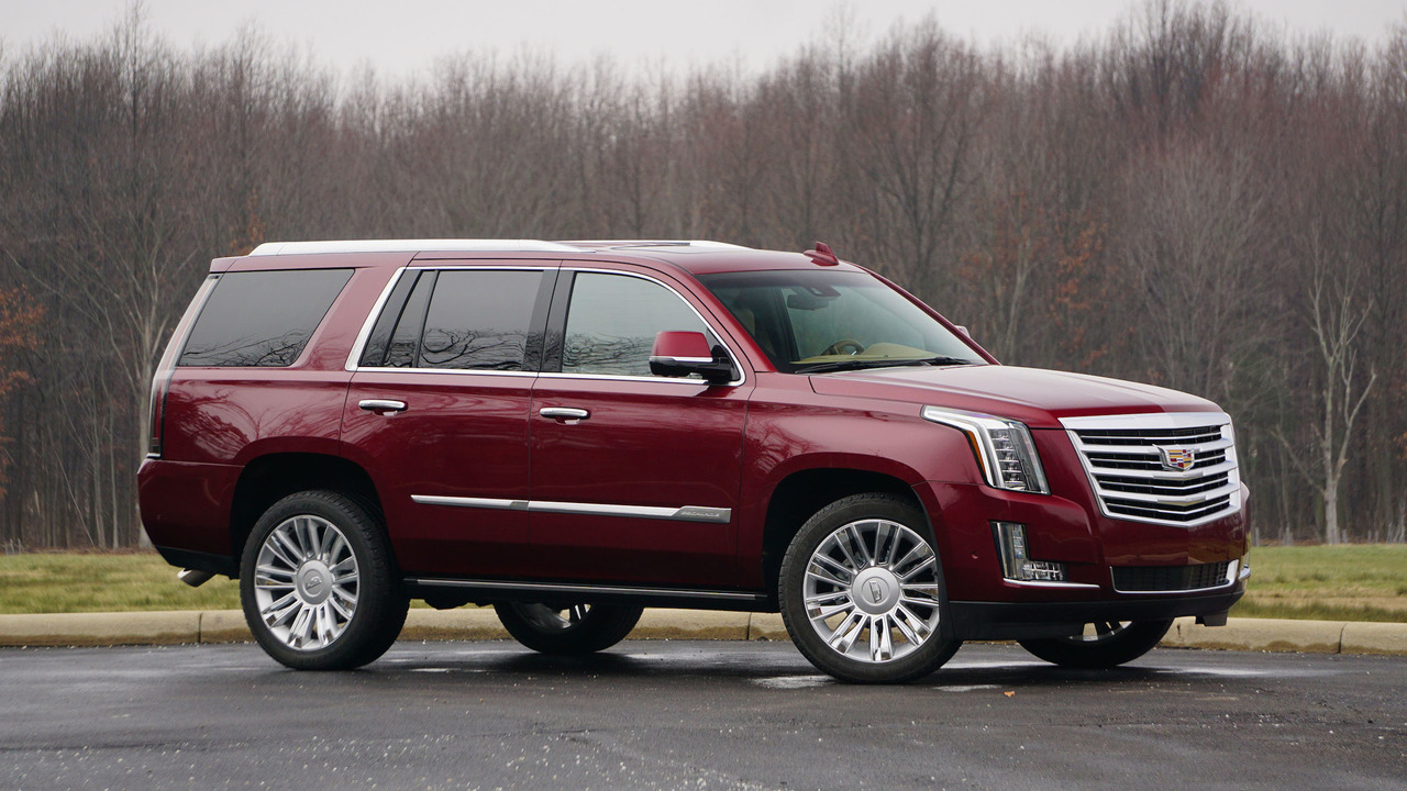 2017 Cadillac Escalade: Review