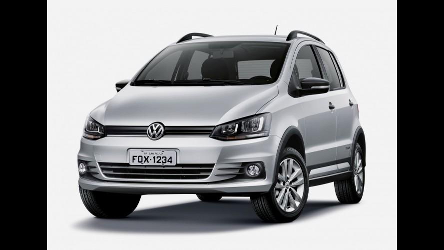 VW Fox Track: nova versão