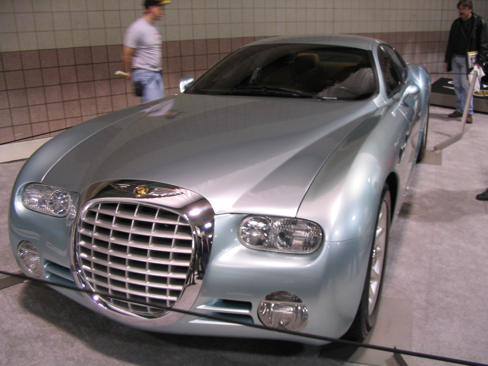 Chrysler Chronos Concept