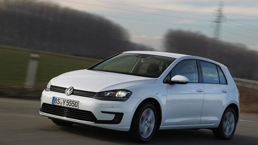 Volkswagen e-Golf first photos and details emerge ahead of Geneva debut