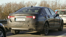 New BMW 5 Series Spied