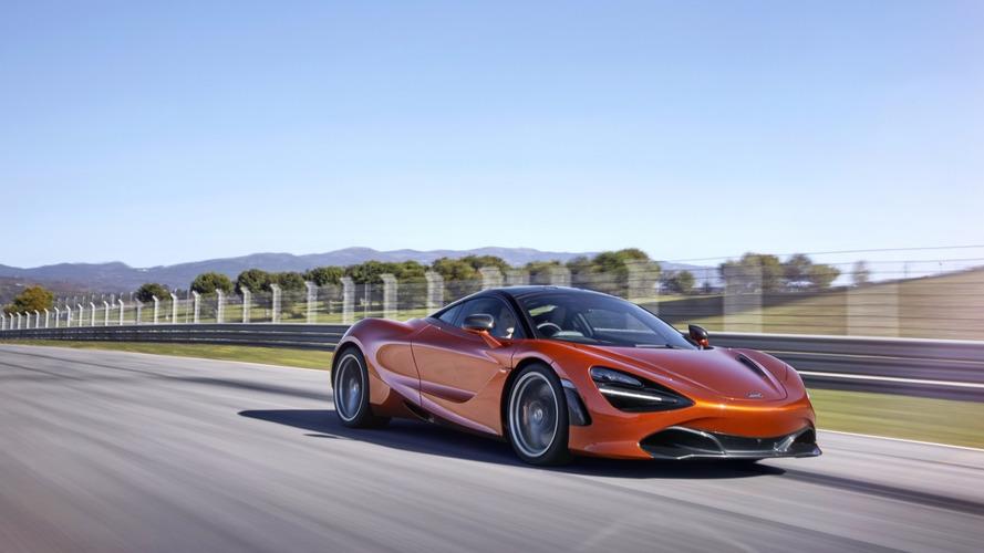 McLaren - Nouveau record de ventes en 2017