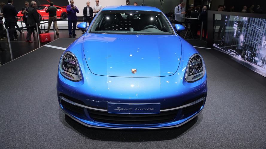 Genève 2017 - Porsche Panamera Sport Turismo