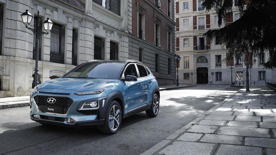 Precios Hyundai KONA 2018: desde 13.990 euros (con oferta promocional)