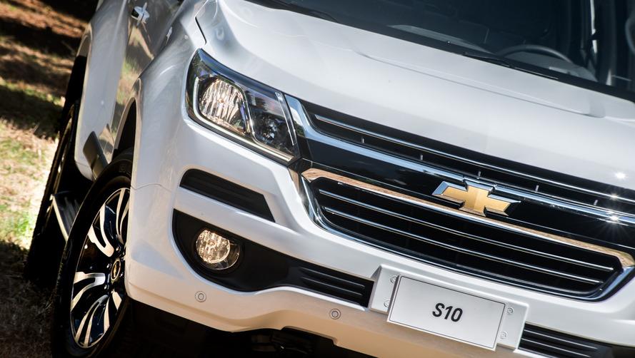 Chevrolet oferece descontos de até R$ 10 mil para S10, Spin e Cruze