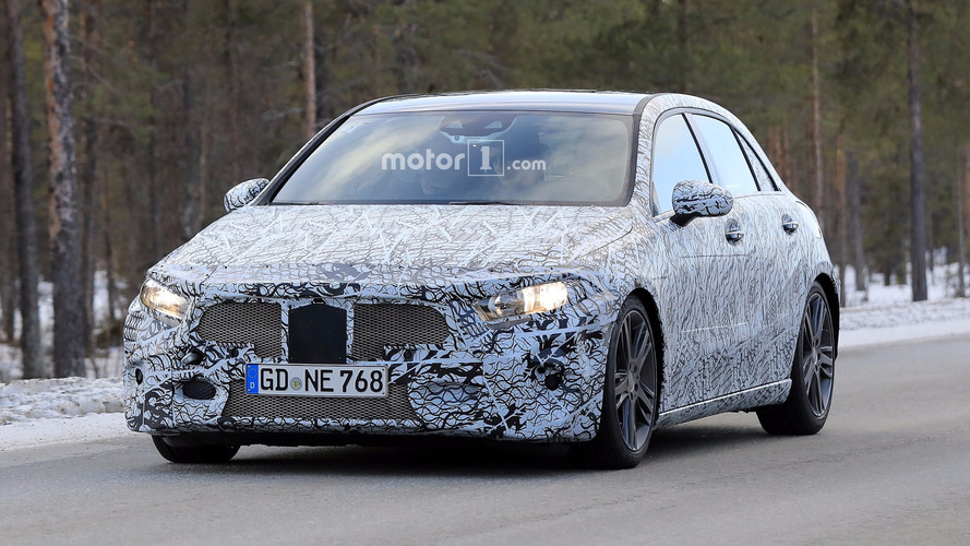 Next Mercedes-AMG A45 Will Have More Than 400 HP
