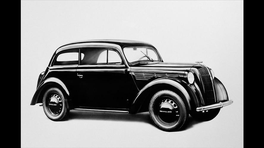 Der Vorkriegs-Volkswagen