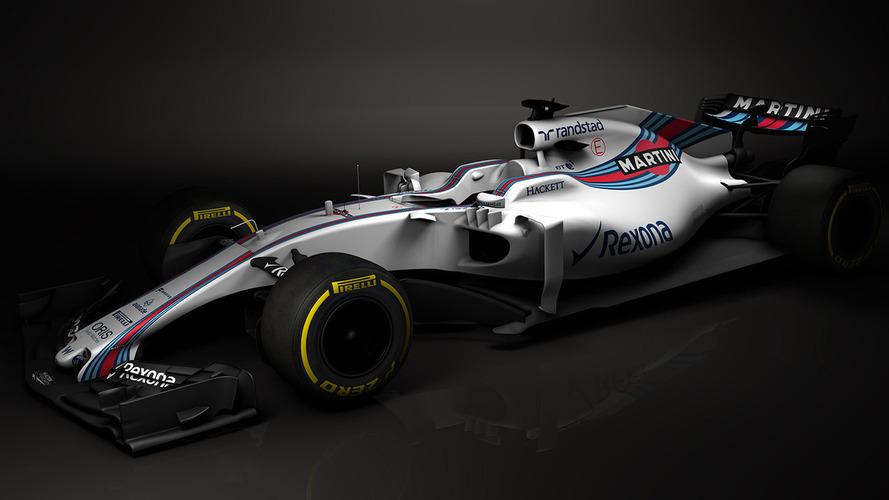 Williams FW40'ın ilk görüntüleri