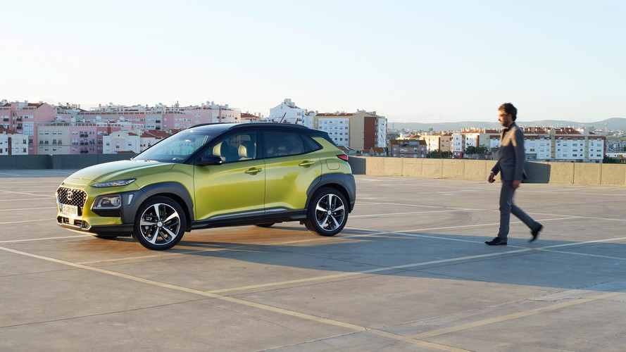 2018 Hyundai Kona revealed