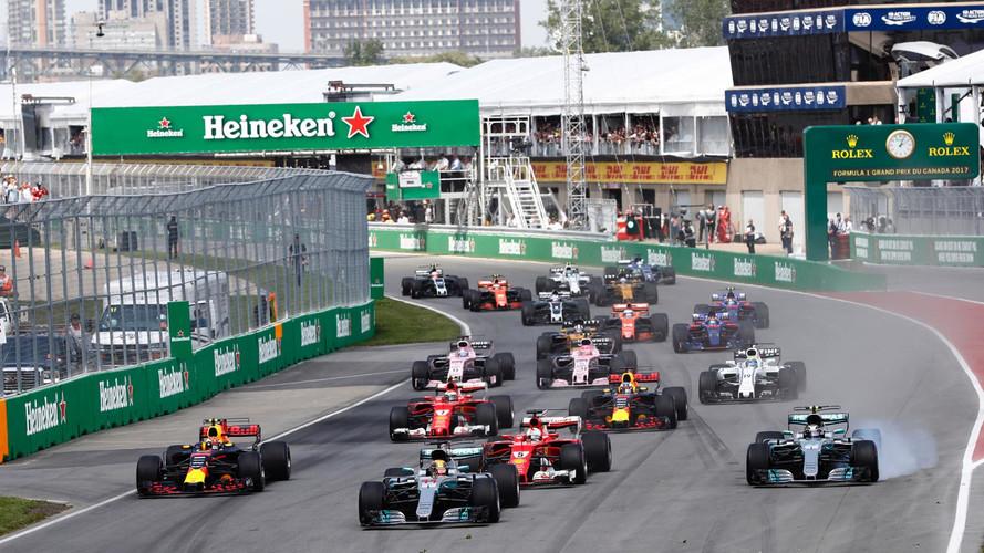 El mundial de F1 2018 tendrá tres carreras seguidas y en total 21