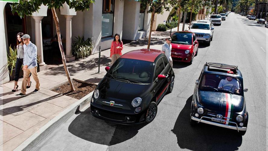 2017 Fiat 500, renkli opsiyon paketleriyle çok daha canlı