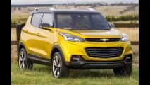 Flagra! Novo Chevrolet Viva pode ser o sucessor do Celta